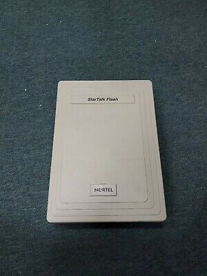 NORTEL NORSTAR STARTALK FLASH VOICE MAIL NT5B06EB93 W/cord