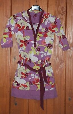 Fat Face, Girls, Cotton, Floral, Top, Tunic, Dress, size 8 years
