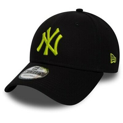 New York Yankees Essential Black New Era 9FORTY Cap | New w/Tags | Top Quality