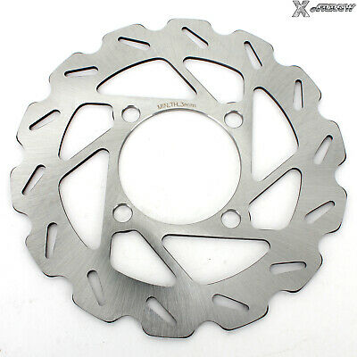 REAR BRAKE DISC ROTOR FITS Yamaha RHINO 700 YXR700 4X4 2008 2009 2010 2011-2013