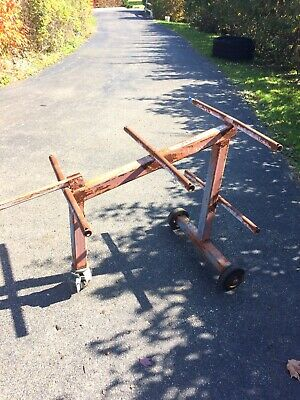 Electrical Wire Pulling Cart- Used