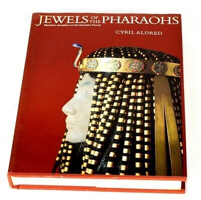 Jewels of the Pharaohs Book Egyptian Jewellery Dynastic Period By Cyril Aldred