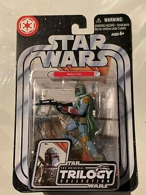 STAR WARS The Original Trilogy Collection Boba Fett New