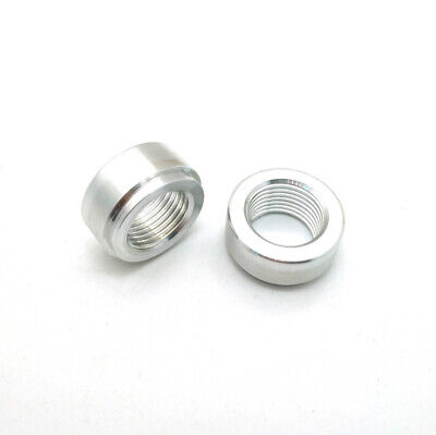 """5x High Quality 3//8/"""" NPT Weld On Bung Aluminum Pipe Thread Pipe Fitting Adapter"""