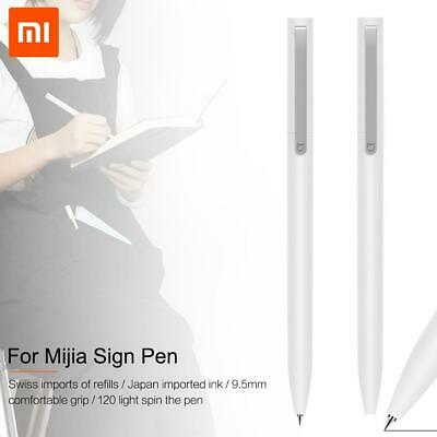 Xiaomi Mijia Super Durable Writing Sign Pen 0.5mm Smooth Refill  Black Pen