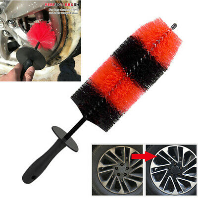 5Pcs Car Auto Detailing Brush Kit For Cleaning Washing Rims Tyre Wheel Air Vents