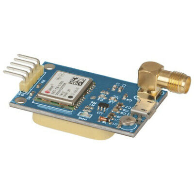 Duinotech GPS Receiver Module with On-Board Antenna with signal LED indicator