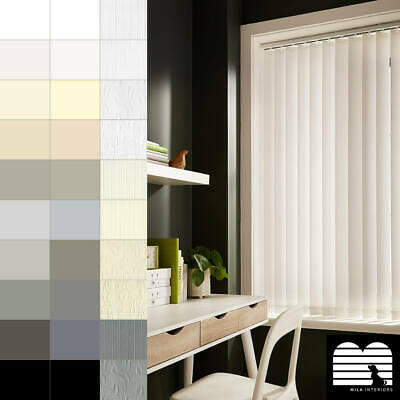 Vertical Blinds Non Blackout Cameo
