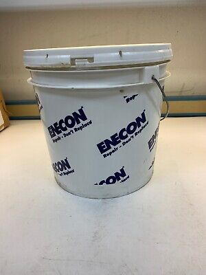 ENECON MetalClad Duralloy Epoxy Polymer Composite Metal Repair Shaft & Castings