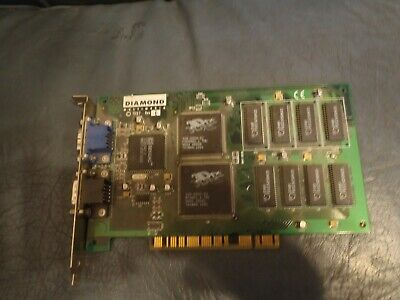 Daimond Multimedia 3dfx Voodoo I