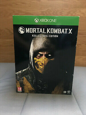 Mortal Kombat X - Kollector's Edition (Microsoft Xbox One)