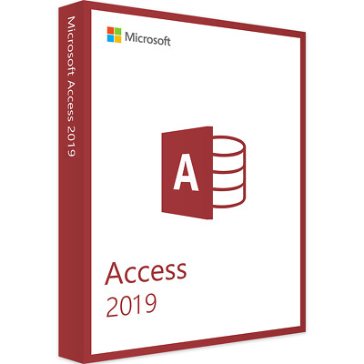 Microsoft Access 2019 Multilingual Full Version