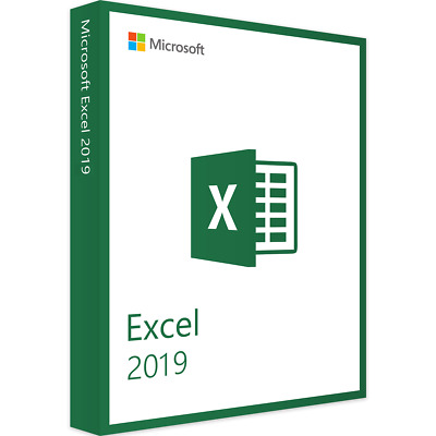 Microsoft Excel 2019 Multilingual Full Version
