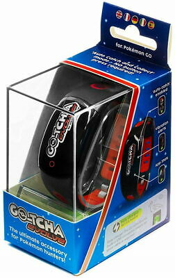 Go-tcha Evolve LED-Touch Wristband Watch for Pokemon Go Auto Catch Auto Spin Red