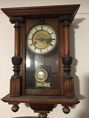 Vintage Vienna Regulator Clock