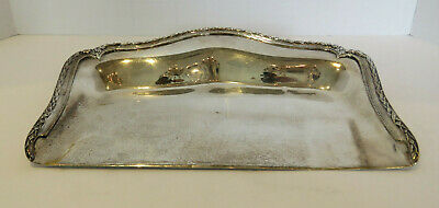 Antique Sterling Silver Hallmarked Shreve & Co. Crumber