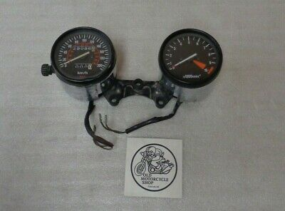 1983 - 1986 Honda Shadow Vt500C Speedo And Tach With Mount