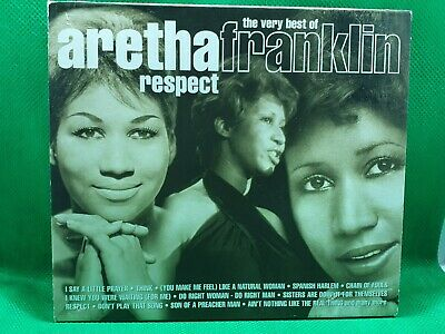 Aretha Franklin - Respect: The Very Best Of (2CD) (Used=EX)