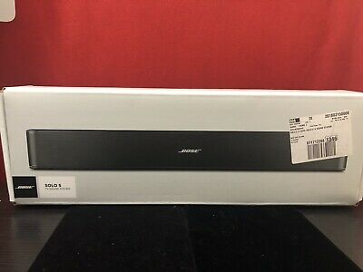 Bose Solo 5 Bluetooth Wireless TV Soundbar System