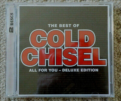 Cold Chisel - All For You - Best Of (Deluxe Edition) - 2CD ALBUM [NEW & SEALED]
