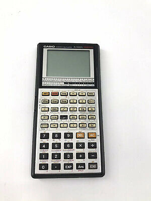 Casio FX-7000G Scientific Calculator Graphics Math Japan Made Parts Only