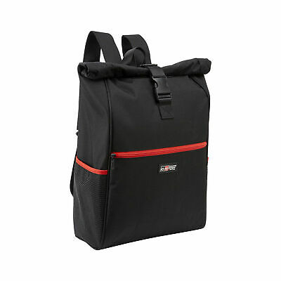 2019 Toyota Gazoo Racing Logo Backpack Black NEW