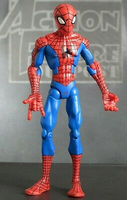 "SPIDER-MAN 2008 Spectacular ANIMATED Series 6"" Action Figure Toy #2 Marvel  Hero"