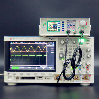 QLS2800S Function Signal Generator Counter Frequency Meter Digital Signal Source