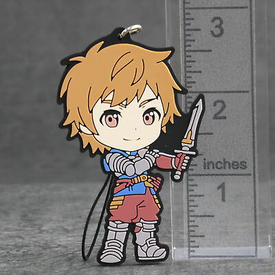 #FA2292 Banpresto Rubber Strap Granblue Fantasy