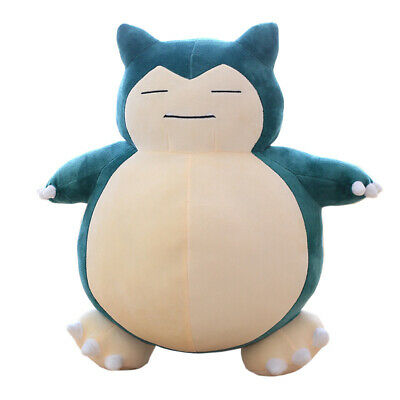 25cm Pokemon Character Toys Snorlax Soft Toy Stuffed Plush Doll Teddy Collection