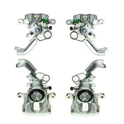 For Honda Accord 1998-2008 Rear Brake Calipers Pair
