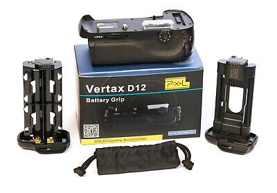 Vertax D12 Battery Grip (DSLR Camera Accessories For Nikon D800/D800E/D810.