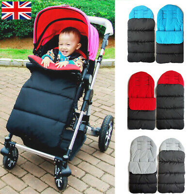 Universal Baby Toddler Footmuff Pram Apron Liner Cosy Toes Stroller For Car Seat