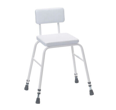 Brilliant Versa Adjustable Perching Stool 49 99 Picclick Uk Dailytribune Chair Design For Home Dailytribuneorg