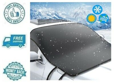 New Windshield Snow Cover Waterproof Car Windscreen Ice Removal Visor Protector