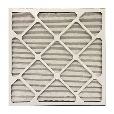 "16"" x 25"" x 1"" Pleated Furnace Air Filter, MERV 11"