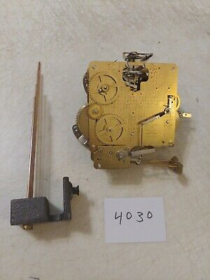 Vintage Baldwin Westminster Chimes Clock Movement And Chime Bar