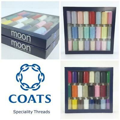 Coats Moon Spun Polyester Assortment