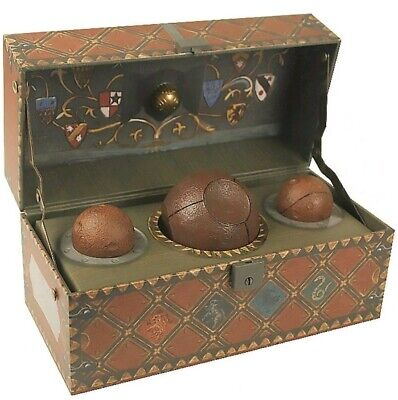 Harry Potter Collectible Quidditch Set childrens christmas gift toy
