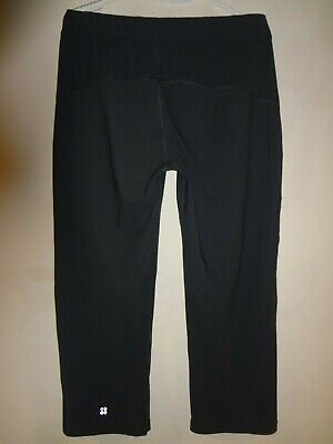 Genuine Ladies  SWEATY BETTY  3/4 Legings  Size M / Grey / Worn twice