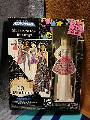 Project Runway Fashion Design Runway Collection 22 99 Picclick
