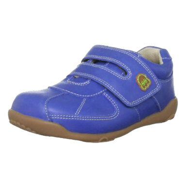 Kids Pod Juniors Casual Leather Shoes  Boys Size