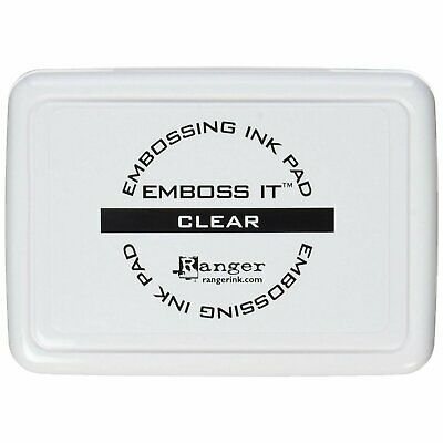 Ranger Emboss It - Clear Embossing Ink Pad