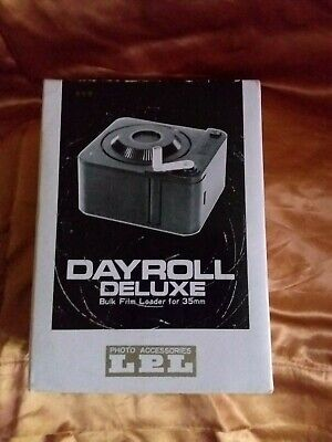 DAYROLL DELUXE BULK FILM LOADER 35 mm  made in Japan