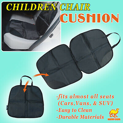 Auto Car Seat Protector Cover Child Kids Baby Kick Mat Back Waterproof Protector