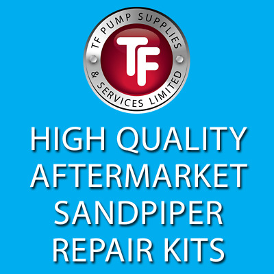 Aftermarket Sandpiper 476.186.365 Repair Kit ( Wetted End Kit )