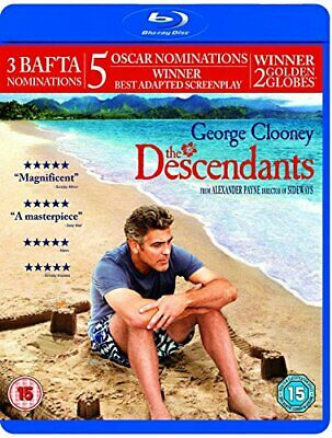 The Descendants  (Blu-ray)  George Clooney