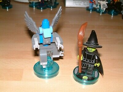 Wizard Of Oz Wicked Witch Lego Dimensions Fun Pack Xbox One 360 Ps3 Ps4 Wii U