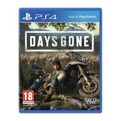 PS4 Days Gone (Brand new Sealed)