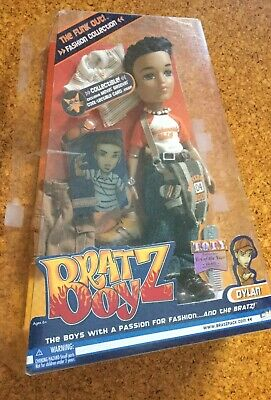 New in box BRATZ Dylan The Funk Out Fashion Collection